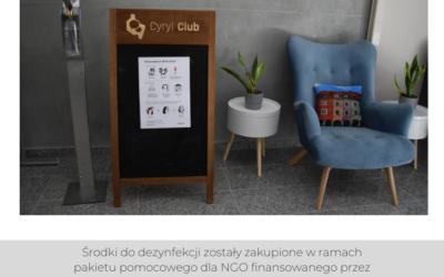"""""""Projekt Poznań"""" zdotacją zUrzędu Miasta Poznania!"""