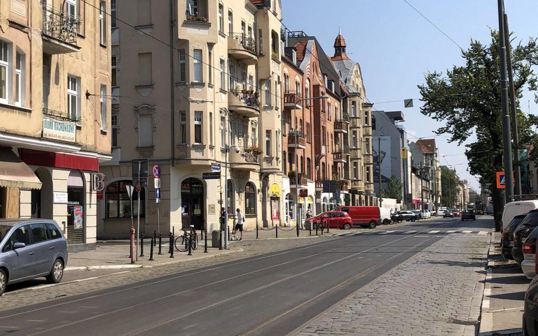 """""""Ciekawostki warte Poznania""""- Najdłuższa ulica wPoznaniu"""