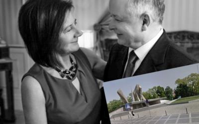 21 października zostanie odsłonięty skwer Marii iLecha Kaczyńskich wPoznaniu